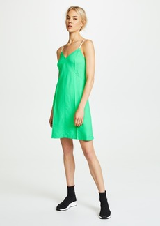 Helmut Lang Mini Slip Dress