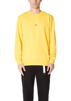 Helmut Lang NYC Taxi Sweatshirt