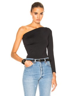 Helmut Lang One Shoulder Tee