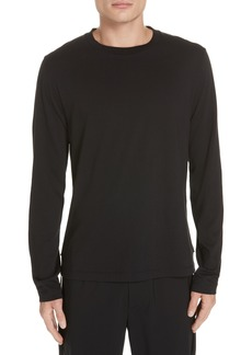 Helmut Lang Overlay Long Sleeve T-Shirt