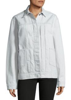 Helmut Lang Oversized Denim Jacket