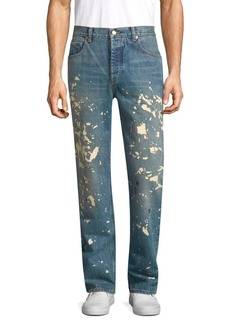 Helmut Lang Painter Boot Cut Fit Jeans