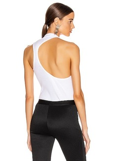 Helmut Lang Pulled Rib Tank Top
