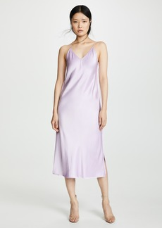 Helmut Lang Raw Detail Slip Dress