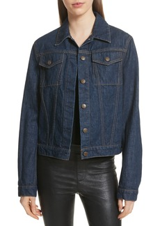 Helmut Lang Re-Edition Stripe Denim Jacket