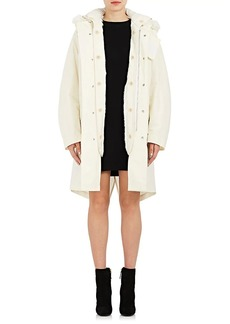 Helmut Lang RE-EDITION Women's Shearling & Fur Embellished Parka