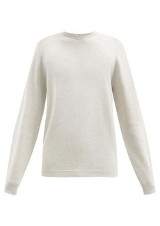 Helmut Lang Recycled-cashmere sweater