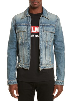 Helmut Lang Reversible 87 Denim Jacket