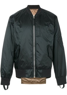 Helmut Lang reversible bomber jacket - Black