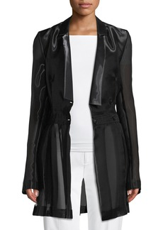 Helmut Lang School Girl Oversized Blazer/Dress