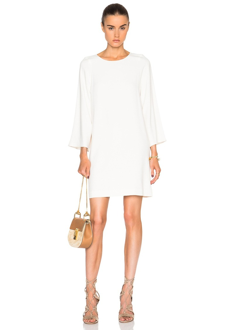 Helmut Lang Scooped Shift Dress