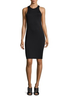 Helmut Lang Scuba Tank Dress