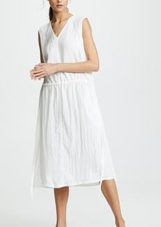 Helmut Lang Sheer Parachute Dress