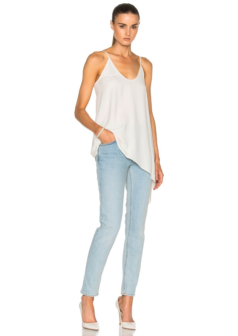 Helmut Lang Side Drape Top