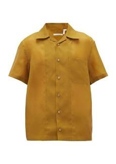 Helmut Lang Silk-organza shirt