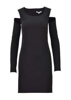 Helmut Lang Slash Wool Dress