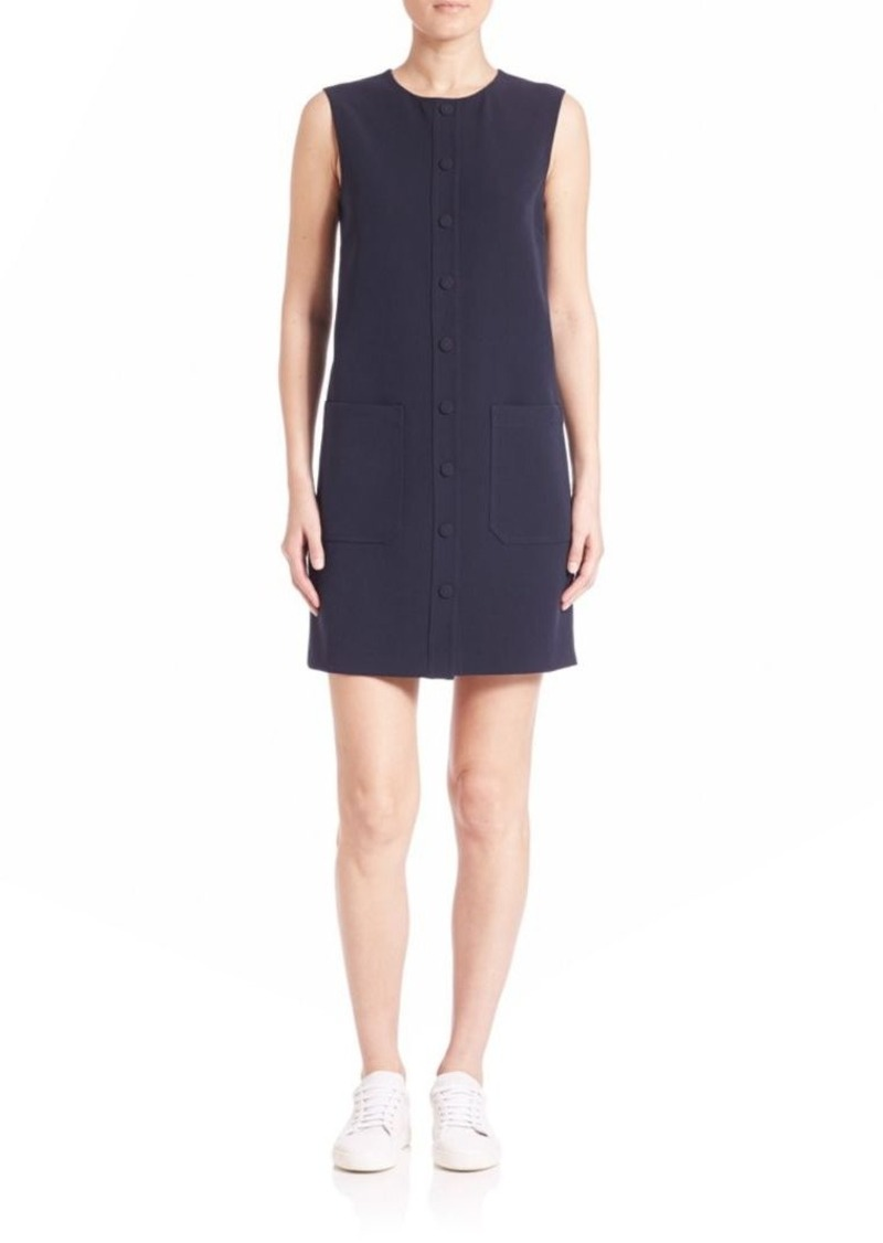 Helmut Lang Sleeveless Shift Dress