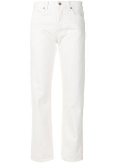Helmut Lang slim fit jeans - White