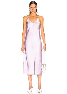 Helmut Lang Slip Dress
