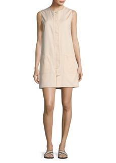 Helmut Lang Slip-On Mini Dress