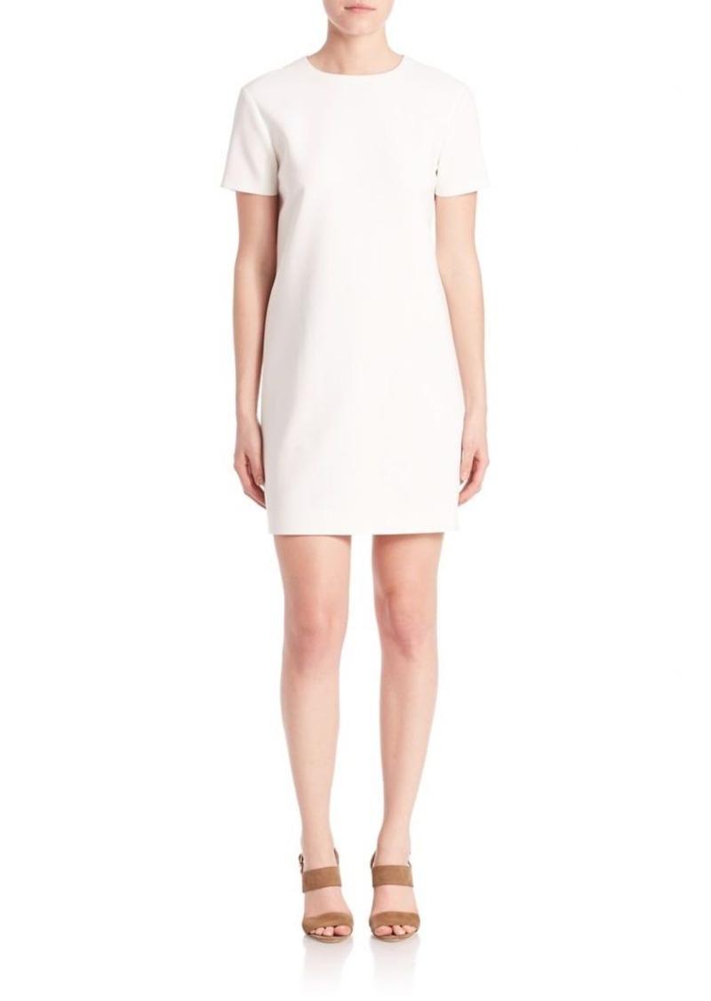 Helmut Lang Solid Slim Fit Dress