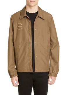 Helmut Lang Stadium Coach's Jacket