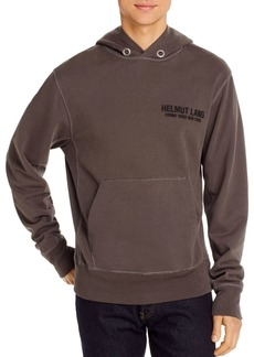 Helmut Lang Standard Eagle Hooded Sweatshirt