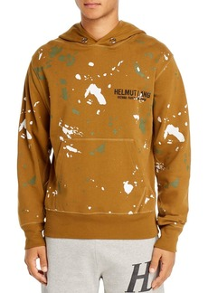 Helmut Lang Standard Painter Hooded Sweatshirt