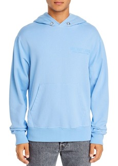 Helmut Lang Standard Stock Hooded Sweatshirt