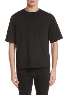 Helmut Lang Stitched Pocket T-Shirt