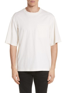 Helmut Lang Stitched Pocket T-Shirt