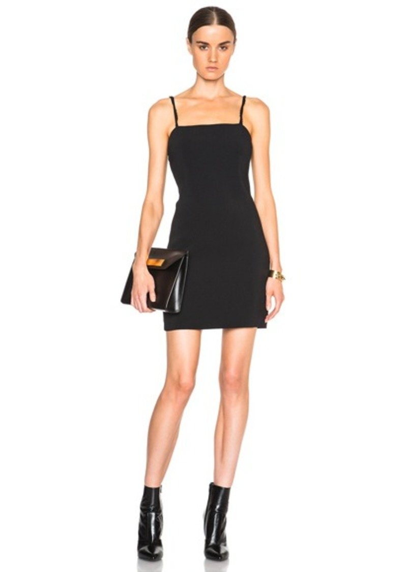 Helmut Lang Strap Dress