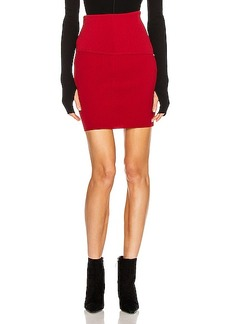 Helmut Lang Stretch Skirt
