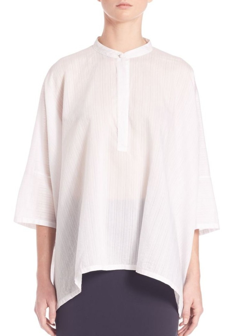 Helmut Lang Striped Gazar Shirt