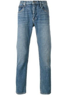 Helmut Lang tapered jeans - Blue