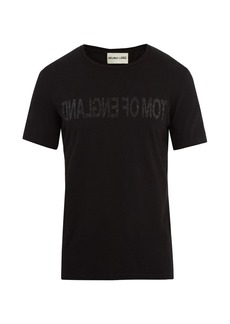Helmut Lang Tom of England 2004 T-shirt