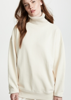 Helmut Lang Turtleneck Sweatshirt