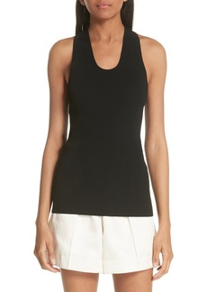Helmut Lang Twist Back Tank Top