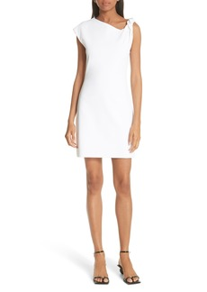 Helmut Lang Twist Strap Dress