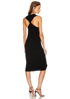 Helmut Lang Twist Tank Dress