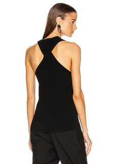 Helmut Lang Twist Tank Top