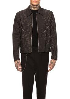 Helmut Lang Unlined 3M Classic Zip Jacket