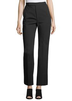 Helmut Lang Wide-Leg Wool Suiting Pants