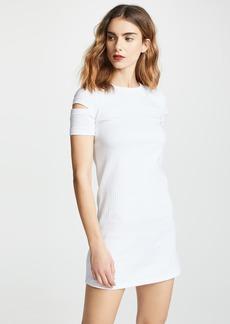 Helmut Lang Wide Rib Dress