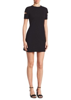 Helmut Lang Wide Rib Stretch Dress