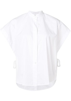 Helmut Lang wide sleeve blouse - White