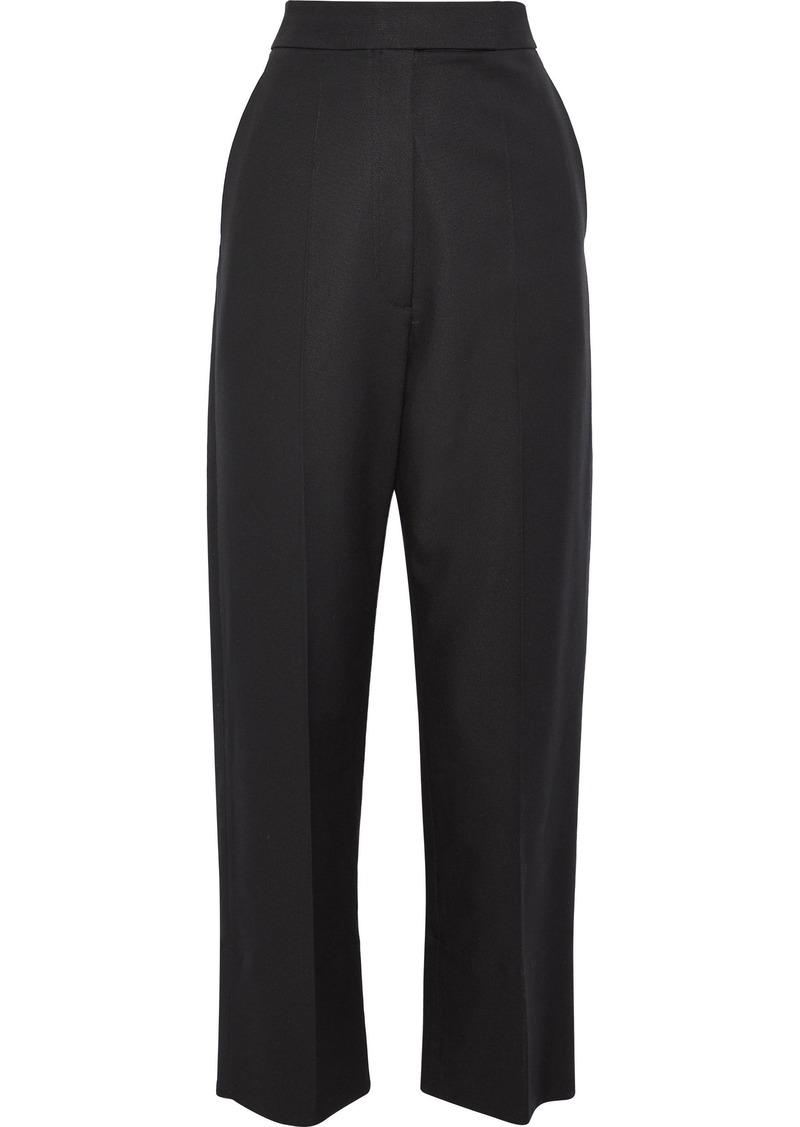 Helmut Lang Woman Canvas Straight-leg Pants Black