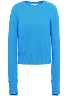 Helmut Lang Woman Cashmere Sweater Azure