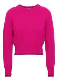 Helmut Lang Woman Cashmere Sweater Magenta