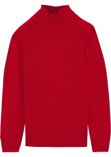 Helmut Lang Woman Cashmere Turtleneck Sweater Red